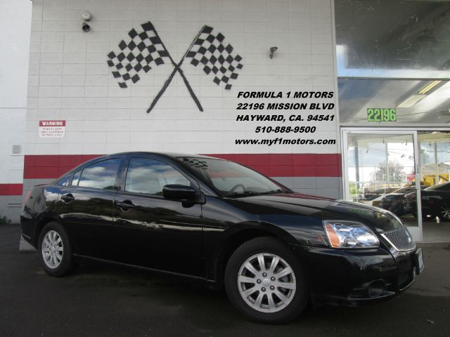 2012 MITSUBISHI GALANT FE 4DR SEDAN black this is a very dependable vehicle great 1st car super