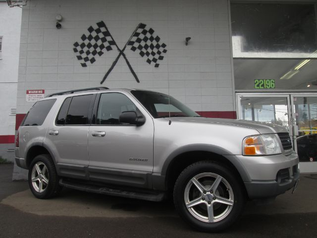 2002 FORD EXPLORER XLT 4WD 4DR SUV silver abs - 4-wheel anti-theft system - alarm axle ratio - 3
