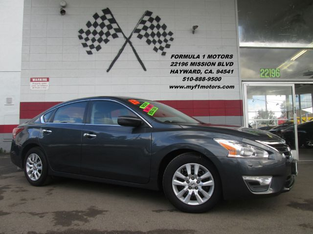 2013 NISSAN ALTIMA 25 S 4DR SEDAN grey 2-stage unlocking abs - 4-wheel active head restraints -