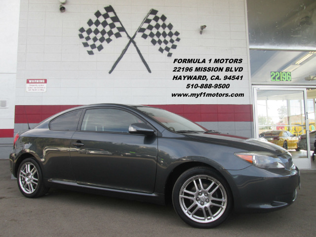 2006 SCION TC BASE 2DR HATCHBACK 24L I4 4A grey abs - 4-wheel antenna type anti-theft system