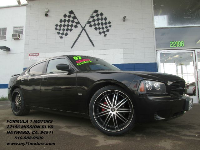 2007 DODGE CHARGER SE black this is a very nice 2007 dodge charger se with 22 custom wheels and ti