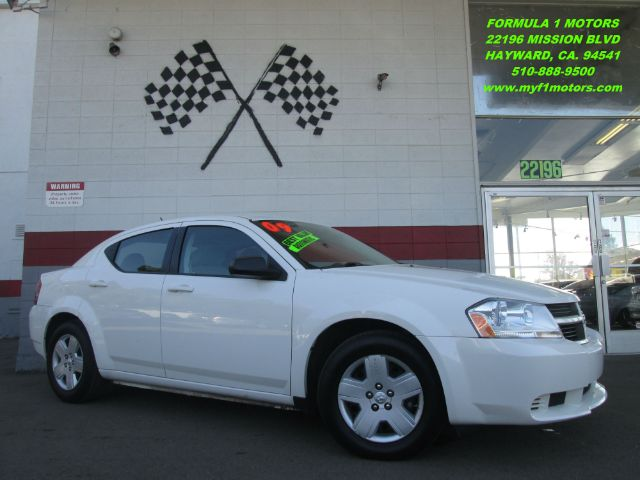 2009 DODGE AVENGER SXT 4DR SEDAN white this is a very nice dodge avenger in great condition perf