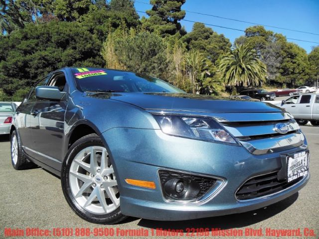 2011 FORD FUSION I4 SEL blue 25l l4 automaticvery clean car gas saver  entertainment options