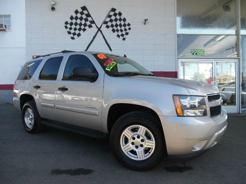 2008 CHEVROLET TAHOE LS grey this is a very nice chevy tahoe perfect for the family drives grea