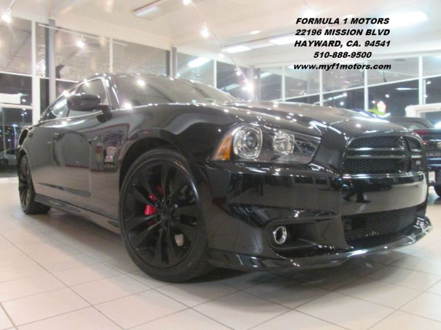 2014 DODGE CHARGER SRT8 4DR SEDAN black 2-stage unlocking - remote abs - 4-wheel active head res