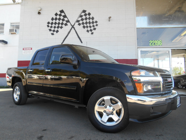 2010 GMC CANYON SLE-2 CREW CAB 2WD black this is a custom gmc canyon it has custom body work done