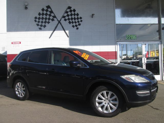 2007 MAZDA CX-9 GRAND TOURING 4DR SUV blue this is a very nice mazda cx-9 super clean inside and
