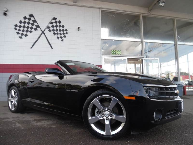 2012 CHEVROLET CAMARO LT 2DR CONVERTIBLE W2LT black vin 2g1fc3d34c9195658 this camaro with the