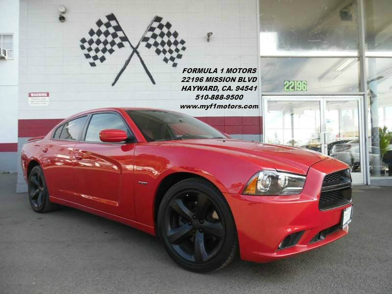 2011 DODGE CHARGER RT 4DR SEDAN red this is a super clean dodge charger rt gorgeous leather inte