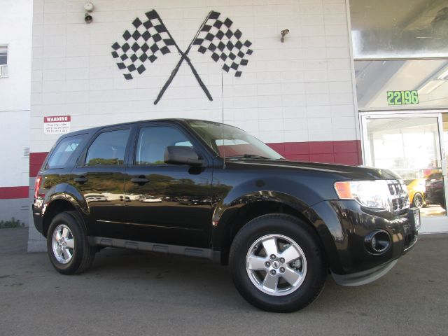2011 FORD ESCAPE XLS AWD 4DR SUV black 2-stage unlocking - remote abs - 4-wheel airbag deactivat