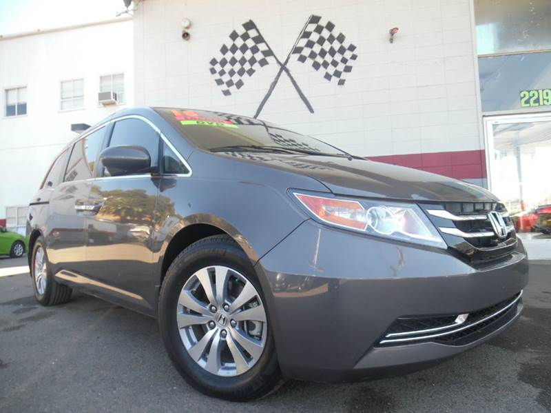 2015 HONDA ODYSSEY EX-L WDVD 4DR MINI VAN WDVD dark gray vin 5fnrl5h69fb036199 this vehicle is