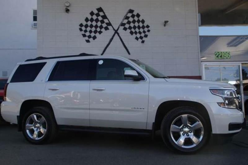 2015 CHEVROLET TAHOE LT 4X2 4DR SUV summit white our 2015 chevrolet tahoe lt proudly displayed in