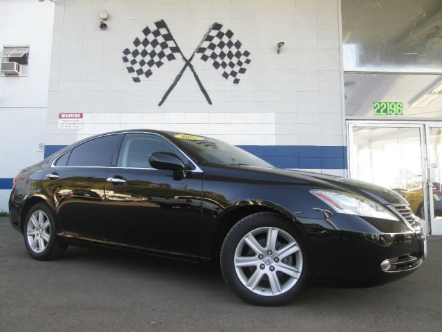 2007 LEXUS ES 350 SEDAN black abs brakesair conditioningalloy wheelsamfm radioanti-brake syst