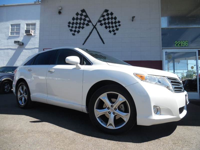 2009 TOYOTA VENZA FWD V6 4DR CROSSOVER white vin 4t3zk11a49u005399 this is a great car for famil