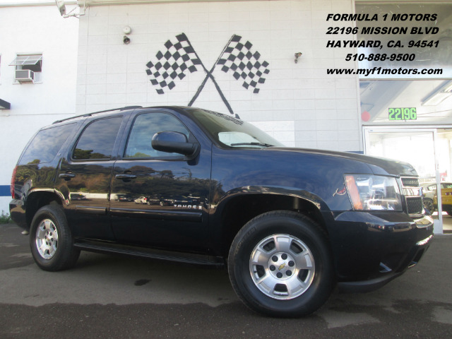 2008 CHEVROLET TAHOE LS 2WD blue abs brakesair conditioningalloy wheelsamfm radioanti-brake s
