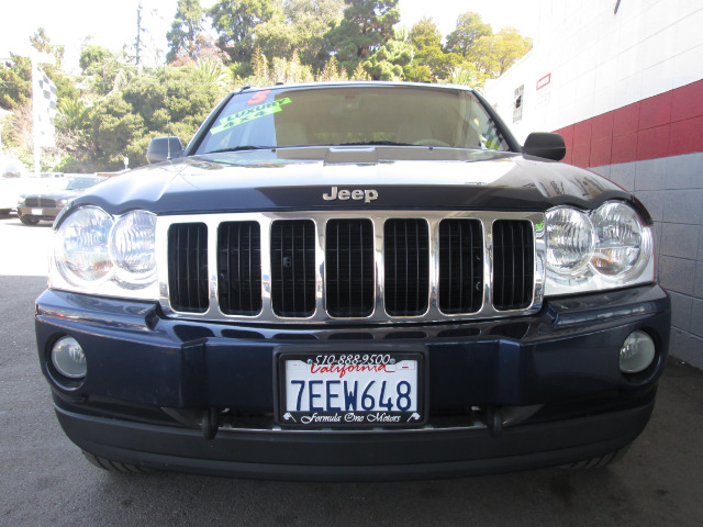 2005 JEEP GRAND CHEROKEE LIMITED 4WD 4DR SUV