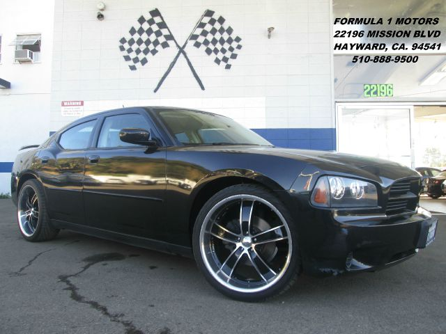 2008 DODGE CHARGER SE black air conditioningamfm radioanti-brake system 4-wheel absbody style