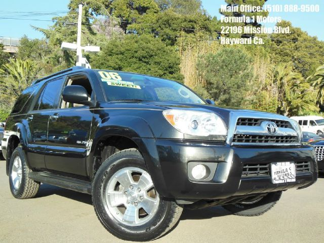 2006 TOYOTA 4RUNNER SR5 dark metallic gray 40l v6 automatic sr5 4x4 luggage rack tow package 4