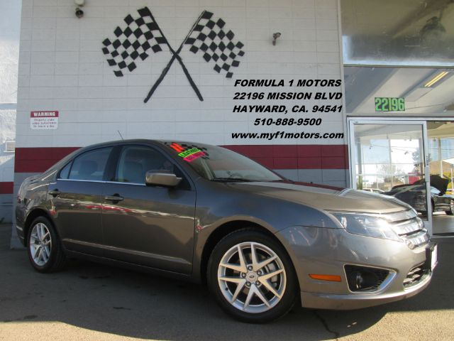 2011 FORD FUSION SEL 4DR SEDAN grey super clean ford fusion leather interior smooth ride very