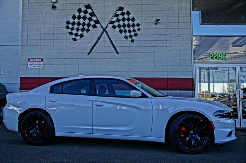 2016 DODGE CHARGER SXT 4DR SEDAN bright white clearcoat our 2016 dodge charger sxt in bright whit