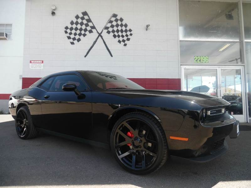 2015 DODGE CHALLENGER SXT 2DR COUPE black super clean dodge challenger brand new premium wheels a