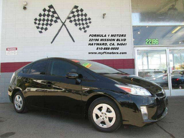 2011 TOYOTA PRIUS IV 4DR HATCHBACK black this is a very nice toyota prius great on gas perfect