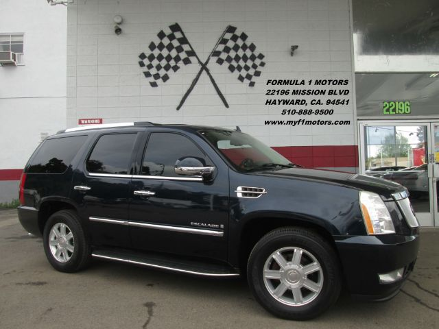 2007 CADILLAC ESCALADE BASE AWD 4DR SUV blue super clean cadillac escalade loaded with leather