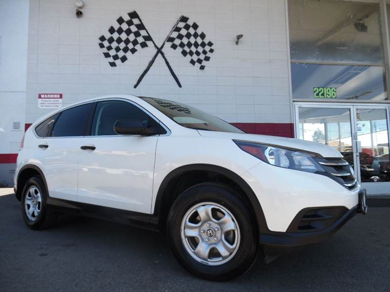 2013 HONDA CR-V LX 4DR SUV white vin 5j6rm3h35dl032095 this is a very nice honda crv super clean