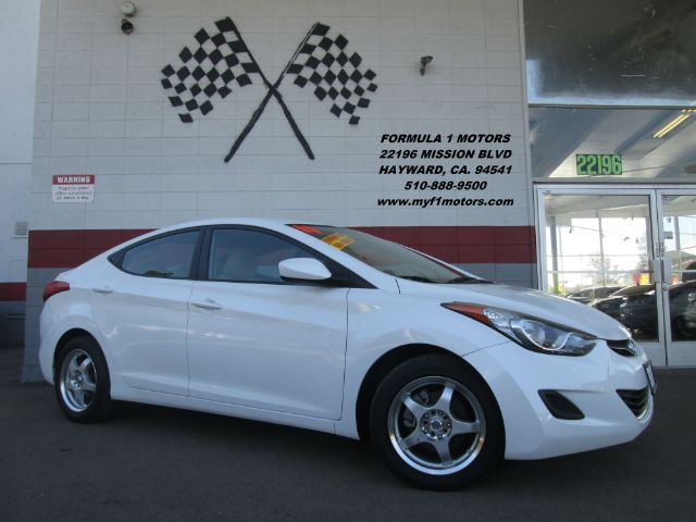2011 HYUNDAI ELANTRA GLS 4DR SEDAN 6A white this is a great commuter perfect for the first time b