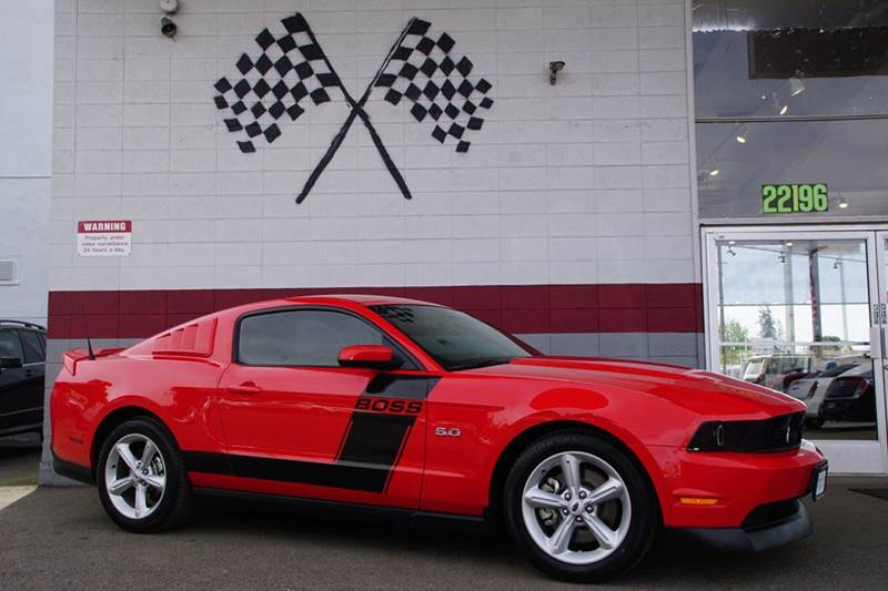 2012 FORD MUSTANG GT PREMIUM 2DR COUPE red 2-stage unlocking doors airbag deactivation - occupan