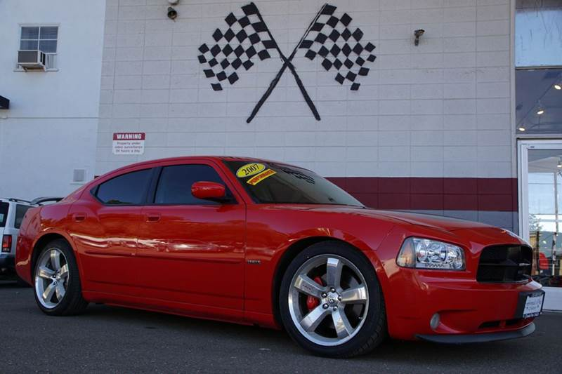 2007 DODGE CHARGER SRT-8 4DR SEDAN torred vin 2b3ka73w97h763009 this dodge charger srt-8 with a