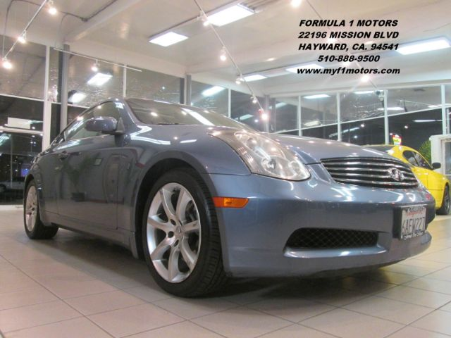 2007 INFINITI G35 BASE 2DR COUPE 35L V6 5A lakeshore slate metallic this is a gorgeous infiniti