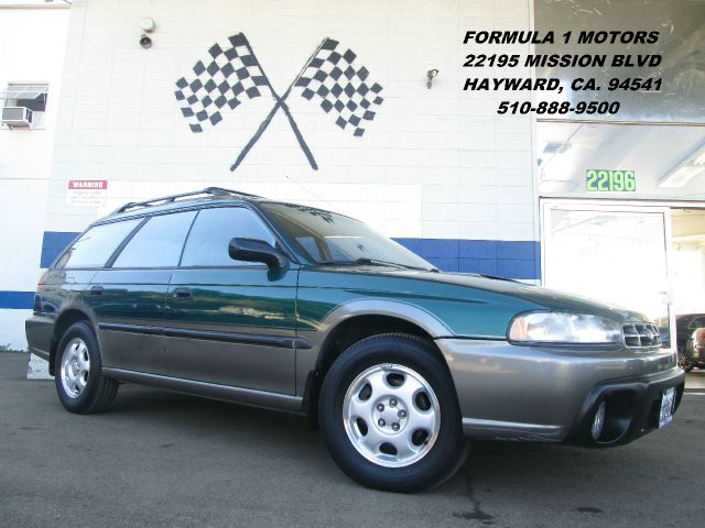 1997 SUBARU LEGACY green you cant beat the price for this extra clean sabaru legacy it runs like