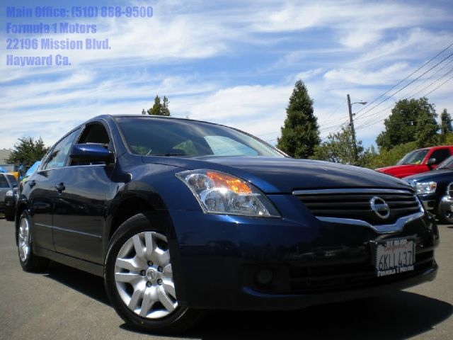 2009 NISSAN ALTIMA 25 S blue automatic transmission dual climate control steering wheel controls