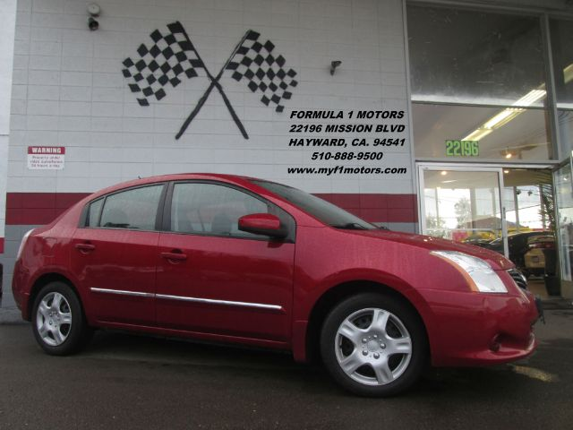 2010 NISSAN SENTRA 20 4DR SEDAN red this is a very nice nissan sentra great commuter car perfec