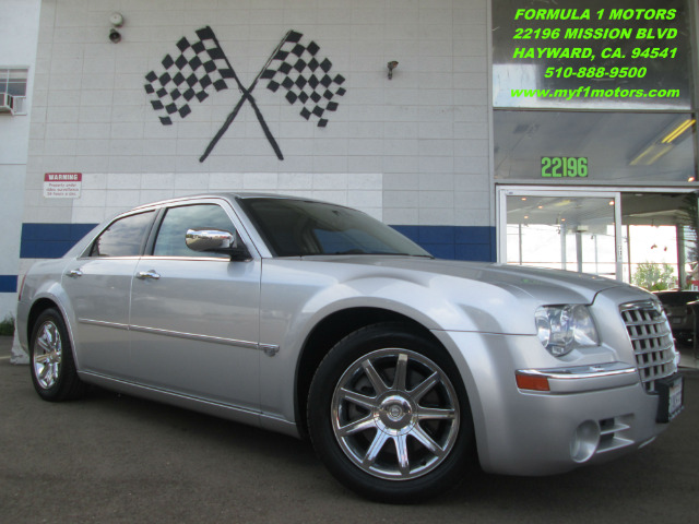 2005 CHRYSLER 300C C silver this 300c is in excellent condition its loaded with moon roof leathe