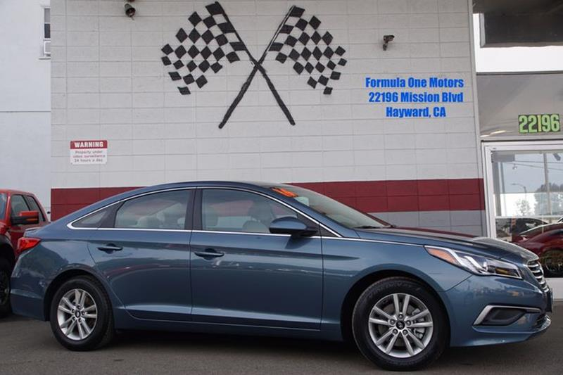 2016 HYUNDAI SONATA 24L SE lakeside blue youll love the fresh-faced expressive design and impre