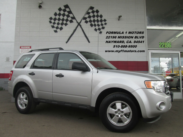 2009 FORD ESCAPE XLS 4DR SUV 6A silver 2-stage unlocking - remote abs - 4-wheel antenna type - m