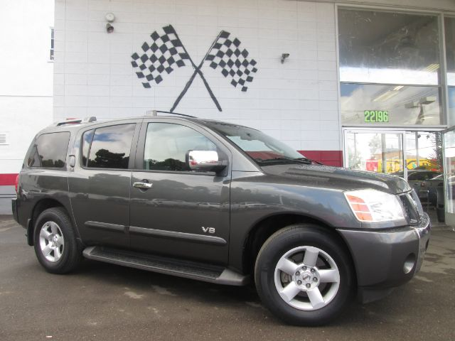 2007 NISSAN ARMADA SE 4DR SUV grey this is a very nice suv super clean inside and out dvd wow