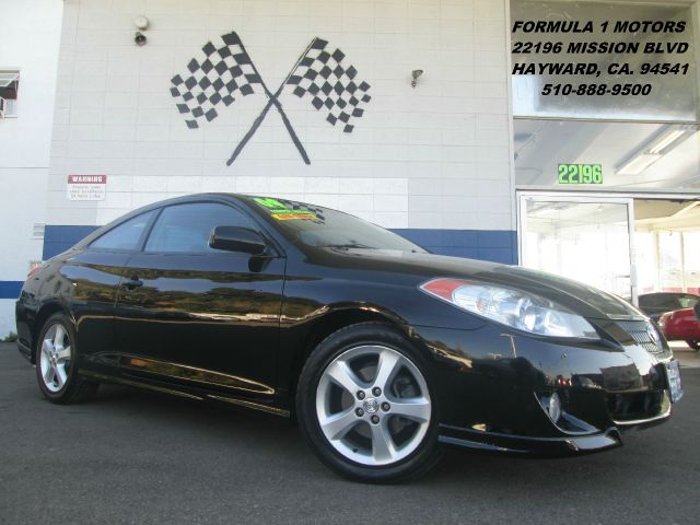2004 TOYOTA CAMRY SOLARA SE black abs brakesair conditioningalloy wheelsamfm radioanti-brake