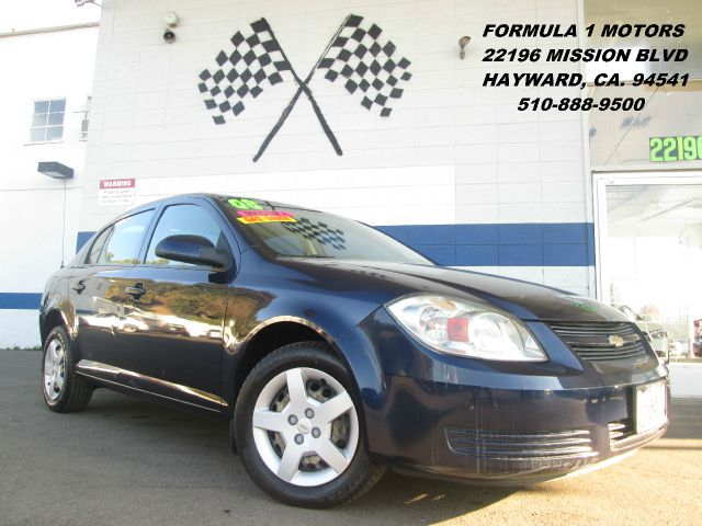 2008 CHEVROLET COBALT LT1 SEDAN blue air conditioningamfm radioanti-brake system non-abs  4-w
