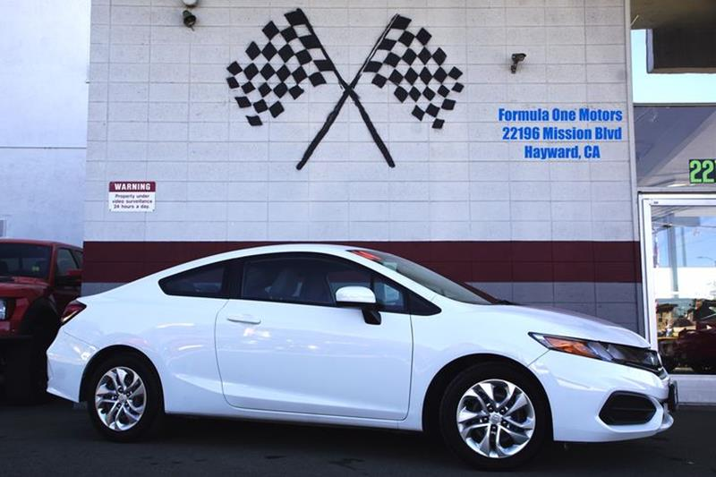2014 HONDA CIVIC LX 2DR COUPE CVT taffeta white sporting a new style advanced technology and fun