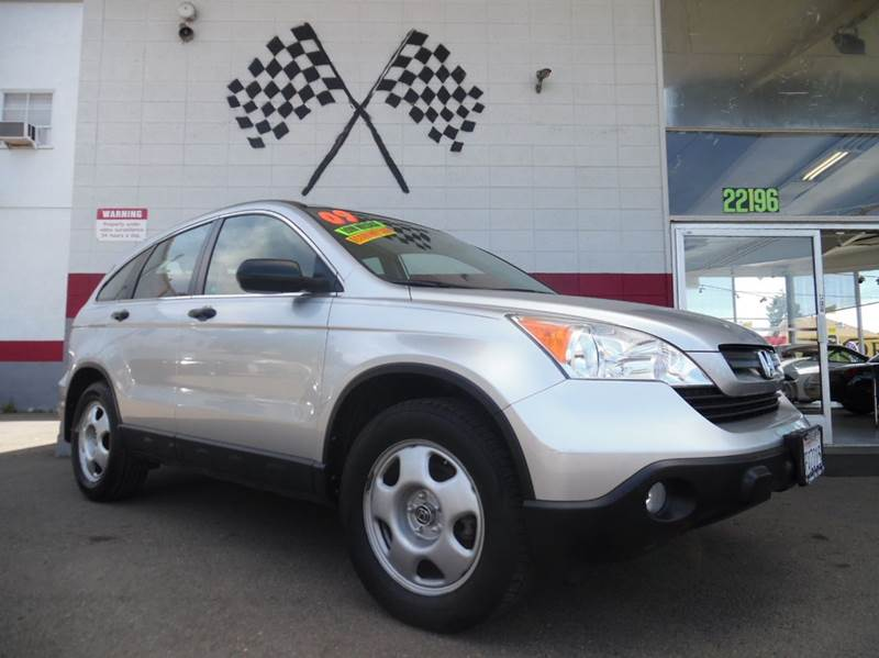 2009 HONDA CR-V LX AWD 4DR SUV silver this is a nice honda crv super clean inside and out drive