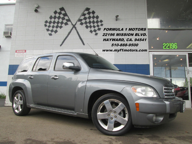2006 CHEVROLET HHR LT 4DR WAGON gray this is a very nice chevrolet hhr in great condition loaded