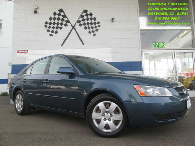 2008 HYUNDAI SONATA GLS V6 blue abs brakesair conditioningamfm radioanti-brake system 4-wheel