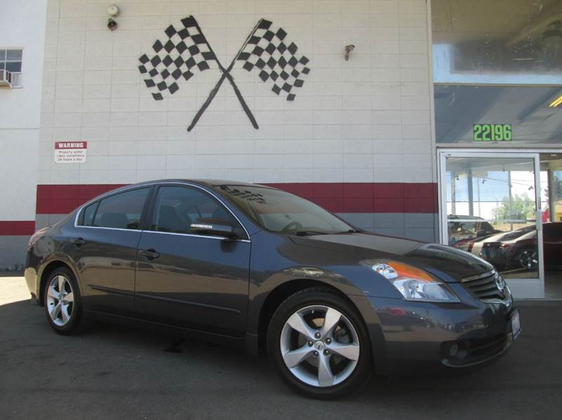 2007 NISSAN ALTIMA 35 SE 4DR SEDAN 35L V6 grey this is a very nice nissan altima very depend