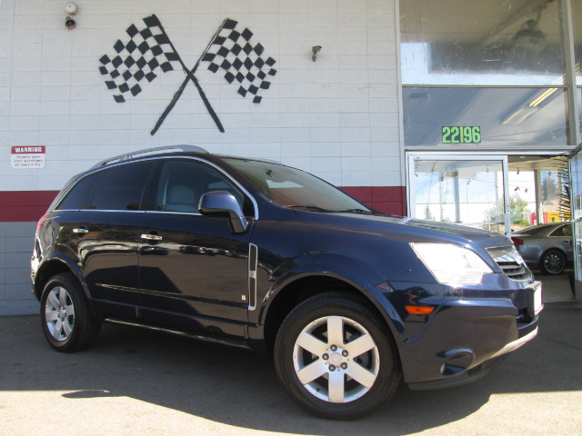 2009 SATURN VUE XR 4DR SUV blue abs - 4-wheel active head restraints - front and rear antenna ty