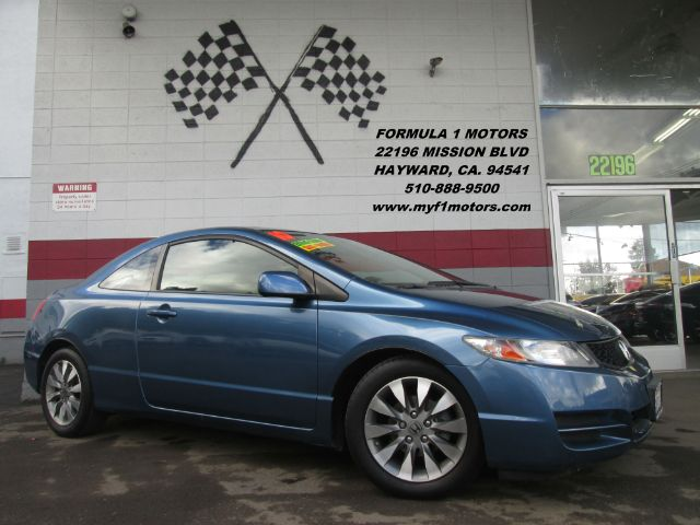 2010 HONDA CIVIC EX 2DR COUPE 5A blue this is a super clean honda civic super sporty moon roof