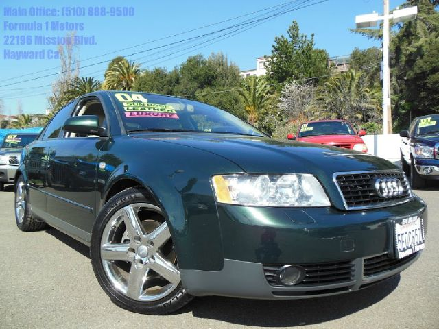 2004 AUDI A4 18T green this audi a4 is a very affordable sports coupe that comes with tons of lux