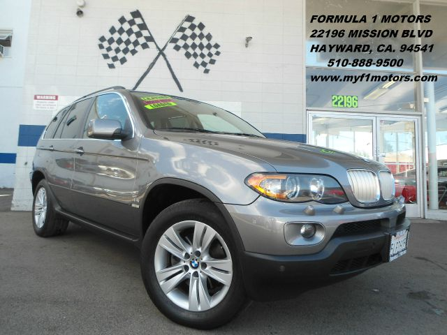 2005 BMW X5 44I gray 4wdawdabs brakesair conditioningalloy wheelsamfm radioanti-brake syst